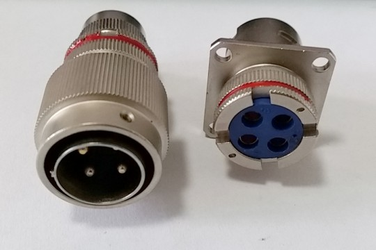 Y17 Series Circular Electric Connector