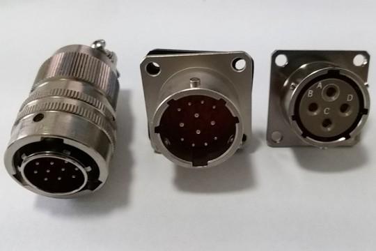 Y50EX series Circular Electric Connector