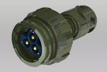Aerospace Connector